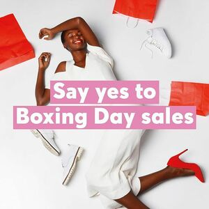 We are open 10am - 5pm Boxing Day. Please note some stores have restricted trading and are not allowed to open. Tap the link in our bio for more info and offers available😘
