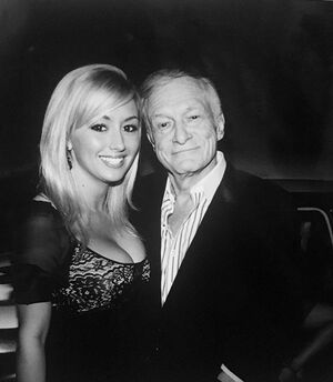 May you Rest In Peace my dear Hef. You single handedly changed the world by standing up for what you believed in, and in doing so you made such a huge impact on so many lives including mine!  As a true revolutionary you paved the way for sexual freedom, stood up for women's rights, and fought for civil liberties.  I am so incredibly proud to be a part of that legacy and what it stands for.  Having the opportunity to be a playmate and being in the Playboy family has truly been the distinct honor of my life, and I will always wear my playmate title with pride!  I know that you will continue to be an inspiration to us all Hef!  #Revolutionary #Legend #culturalicon