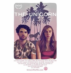 """When you are asked to be part of a movie called """"The Unicorn"""" One just can't refuse! I'm grateful to be part of such an incredible film directed by one of my favorite humans @roberschwartzman 🦄🦄🦄"""