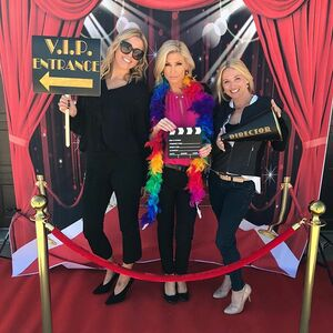 Oh what a day! Thanks to @laynemayz and @bethiemsvenson for all your help with #winecountryestates grand opening! What a fun and eventful day! #robertrenzoniwinery #californiarealtyexperts #sweetlittlebaker #chrislaxamana